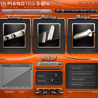 Pianoteq Clavinet Add-On