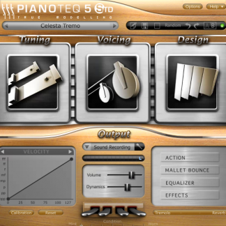 Pianoteq – Red Line Plugins