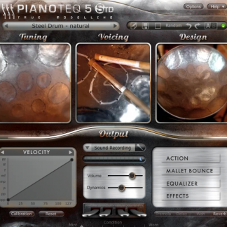 Pianoteq Steel Pans Add-On