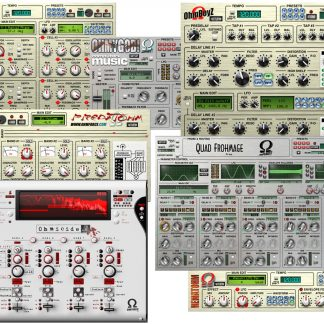 Ohm Force All Effects Bundle