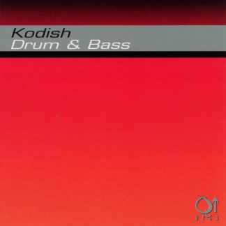 Kodish Drum n Bass RAW by Q Up Arts (Electronic Delivery)