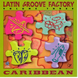 Latin Grooves V3 RAW by Q Up Arts (Electronic Delivery)