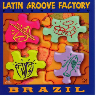 Latin Grooves V2 RAW by Q Up Arts (Electronic Delivery)
