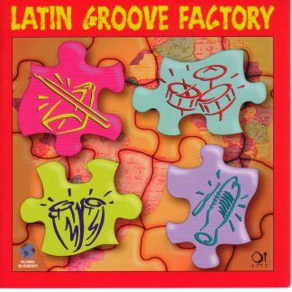Latin Groove V1 RAW by Q Up Arts (Electronic Delivery)