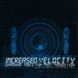 Increased Velocity EXS by Q Up Arts