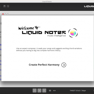 Liquid Notes by Re-Compose (Electronic Delivery)