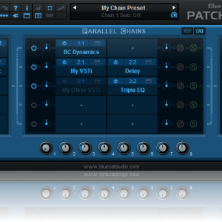 Blue Cat Audio Patchwork (Electronic Delivery)