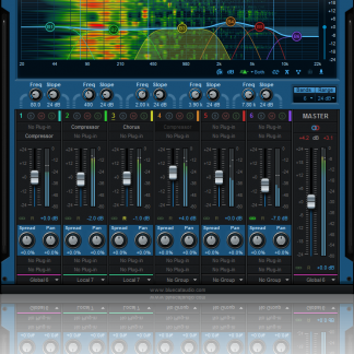 Blue Cat MB-7 Mixer (Electronic Delivery)