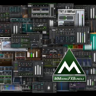 MeldaProduction MMixingBundle (Electronic Delivery)