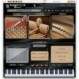 Pianoteq 6 -Stage Upgrade (Electronic Delivery)