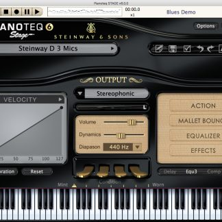 Pianoteq 6 Stage (Electronic Delivery)